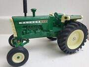 Oliver 1955 Wide Front Farm Tractor - 1/16 Diecast Nice