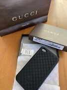 Authentic Iphone 4 Silicone Case With Box And Bag