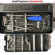 Brand New Orthopedic Surgical Small Fragment Instrument Sets By Farhan Products