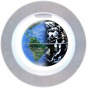 Magnetic Levitation Globe 4light Up For Kids Classroom Decorations,floating Con
