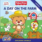 Fisher-price A Day On The Farm Laugh, Smile And Learn