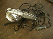 Nos Oem Ford 1956 Up Accessory Hand Spot Lamp 12v Fairlane Truck Galaxie Falcon