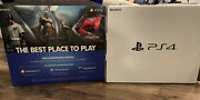 Empty Box Only From Sony Playstation 4 Ps4 God Of War Last Of Us Empty Box