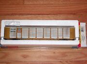 Walthers 932-4860 Gold Line Tri-level Auto Carrier Union Pacific Ettx Weathered