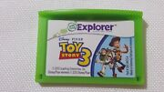 Leapfrog Leapster Explorer Game Toy Story 3 Game Leap Pad 2 3 Gs Xdi Ultra