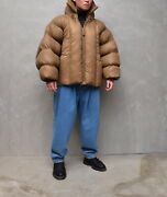 Hed Mayner Puffer Jacket - Sold Out Everywhere In Xs