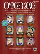 Composer Songs Meet 12 Famous Composers Through Song Biographies And Activitie