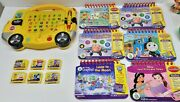 My First Leap Pad School Bus Learning System With 6 Books And 6 Cartridges Tested