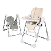 Baby Swing High Chair Infant Toddler Highchair Foldable Feeding Snack Chair