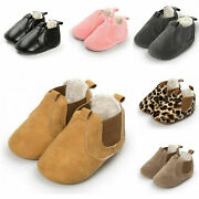 Baby Shoes Casual Lacing Winter Warm Elastic Cord Soft Pre-walker Infant Shoes