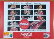 New Very Rare Always Coca Cola The Drink Everybody Knows Puzzle 1000 Pieces