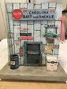 Wooden Bait And Tackle Store In Carolina