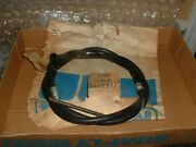 New 74-78 Amc Matador Coupe Front Emergency Brake Cable Nors R 3222391