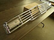 Oem Ford 1957 Fairlane 500 Grille Assembly Restored Park Lights Lamps Nos