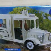 Sylvanian Families Ambulance Miniature Toy House Rare Out Of Print F/s From Jpn