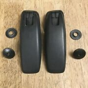 2003-2013 Lincoln Navigator / Expedition - Rear Liftgate Glass Window Hinge Set