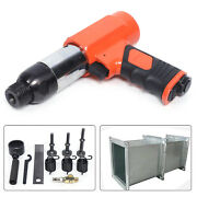 1/4'' Air Duct Joint Sewing Machine Pneumatic Sealing Gas Air Hammer 12cfm Sale