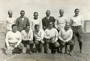 1926 Harvard Football Team Coaching Staff, Date Stamped Acme Wire Photo, 8 X 10