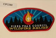Boy Scout Pikes Peak Council Wildfire Relief Csp Sa-32