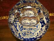Caithness Oriental Magic Magnum Paperweight Limited.edition . 1/1.reduced I