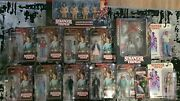 Stranger Things Mcfarlane Figurines Complete Set / Bundle / Lot New And Sealed