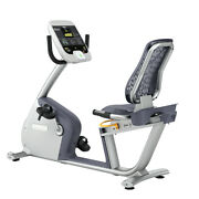 Precor Rbk 815 Recumbent Bike With Experience Console - Remanufactured