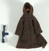1977 Star Wars Jawa Action Figure With Weapon-brown Stitch