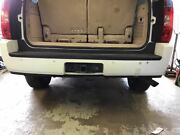 13 Chevy Tahoe Rear Bumper Cover Hybrid Transmission Opt M99 2418153