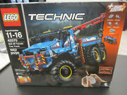 Lego 42070 Technic 6x6 All Terrain Tow Truck Brand New Factory Sealed Retired