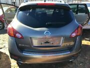 10 Murano Trunk/hatch/tailgate W/rearview Monitor W/power Liftgate Brown