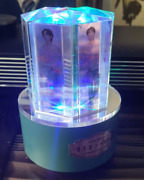 Bts Chilsung Cider Crystal Music Box Orgel Limited Edition + Dhl
