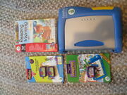 Leappad Learning Pad Plus Writing Leap Frog Books Lot