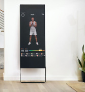 The Mirror - At Home Workout Machine And Stand Open Box