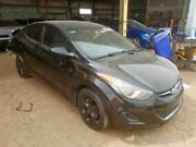 Driver Front Door Electric Sedan With Solar Glass Fits 11-16 Elantra 350596