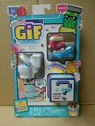 Oh My Gif 3 Bit Pack Mystery Figure Really Moves Working Out Doughby New