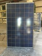 Pallet Of Used 250 Watt Canadian Solar Panels...free Shipping 30 Panels