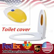 Non Electric Toddlers Kids And Adult V-shaped Bidets Toilet Seat Bidet Cover Hot