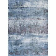 Easton 7'10w X 11'2l Power-loomed Atmos Area Rug In Pewter