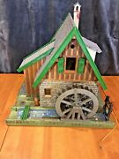 Pola - Lgb Watermill - 935 - Working Watermill G Scale Read Updated Listing