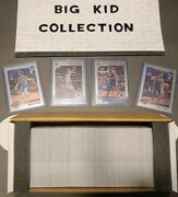 2019-20 Nba Hoops Premium Stock Complete Set 1-300 All Rookies Included
