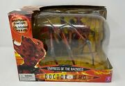 Bcc Doctor Who Empress Of The Racnoss Deluxe Figure - Character Options 2004 Fs