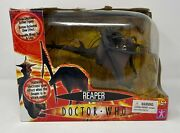 Bcc Doctor Who Reaper Deluxe Electronic Figure - Character Options 2004 Fs