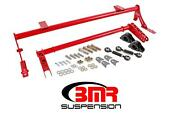 Bmr Rear Bolt-on Hollow 35mm Xtreme Anti-roll Bar Kit Fits 05-14 S197 Mustang