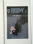 Hellboy In Hell Issue 3. Dark Horse Comics