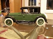 Arcade Cast Iron 8.5 1927 Buick Coupe Thomas Toy Copy 1980s Very Nice And Rare