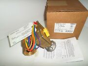 New In Box Nibco Kt-505w-8 Fire Protection Ball Valve Bronze Actuator 1-1/2 Npt
