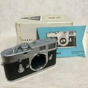Vintage Leica M2 Camera F/s From Japan