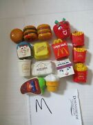 Mcdonalds Transformers Vintage Happy Meal Toyand039s Several Lots To Choose From