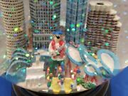 Saks Fifth Avenue Snow Globe Tampa Musical - Way Down Upon The Suwannee River