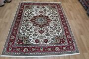 Old Wool Hand Made Persian Oriental Floral Runner Area Rug Carpet 200 X 155 Cm